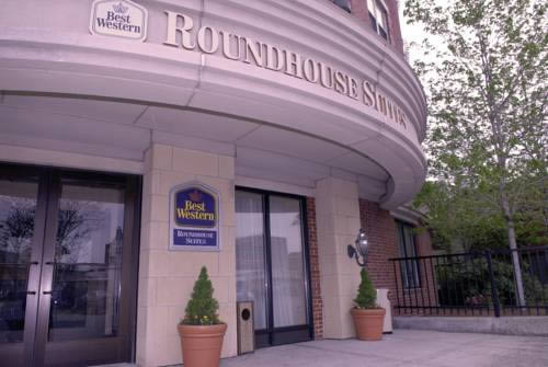 Boston Best Western Plus Roundhouse & Suites