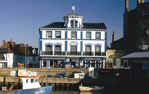 Harwich the Pier Hotel
