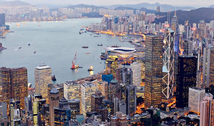 Honk Kong Harbour