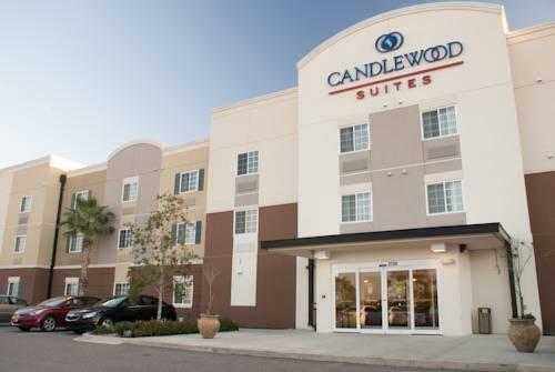 Jacksonville Candlewood Suites East Merril Road