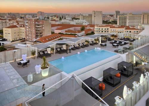 Lisbon Epic Sana Hotel