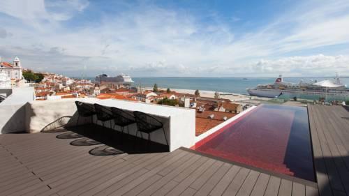 Lisbon Memmo Afalma Design Hotel