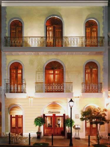 San Juan Chateau Cervantes Hotel