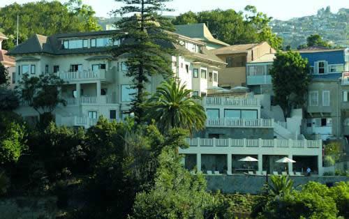 Valparaiso Hotel Casa Higueras