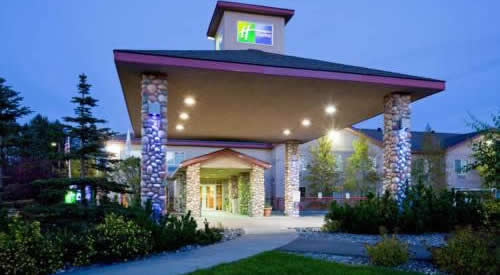 Anchorage Holiday Inn Express Hotel