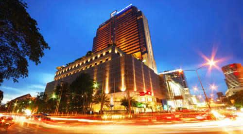 Bangkok Pathumwan Princess Hotel