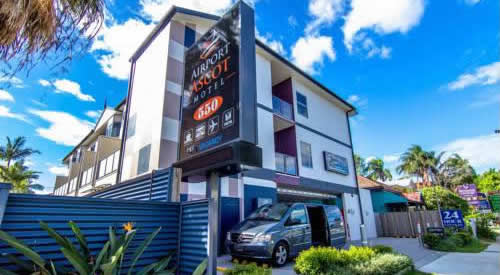 Brisbane Airport Ascot Motel