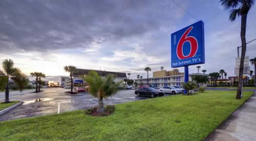 Cape Canaveral Motel 6 Cocoa Beach