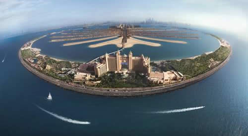 Dubai Atlantis The Palm Hotel