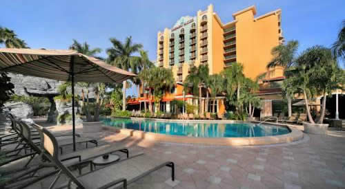 Fort Lauderdale Embassy Suites 17th Street Port Everglades