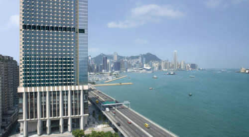 Hong Kong Harbour Grand Hotel