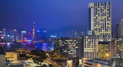 Hong Kong Hotel Icon