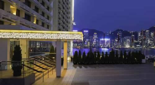 Hong Kong Marco Polo Hotel