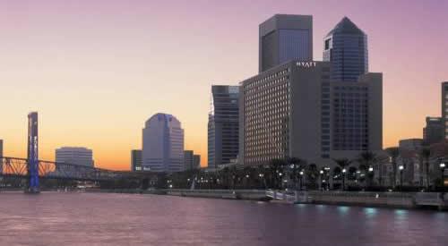 Jacksonville Hyatt Regency Riverfront Hotel