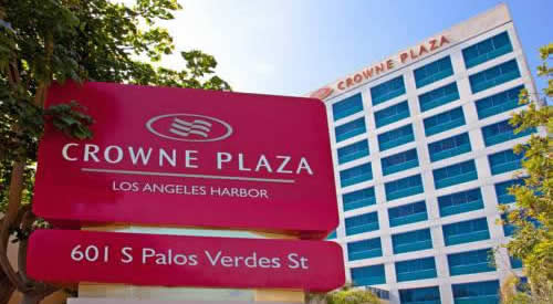 Los Angeles Crowne Plaza Harbor San Pedro