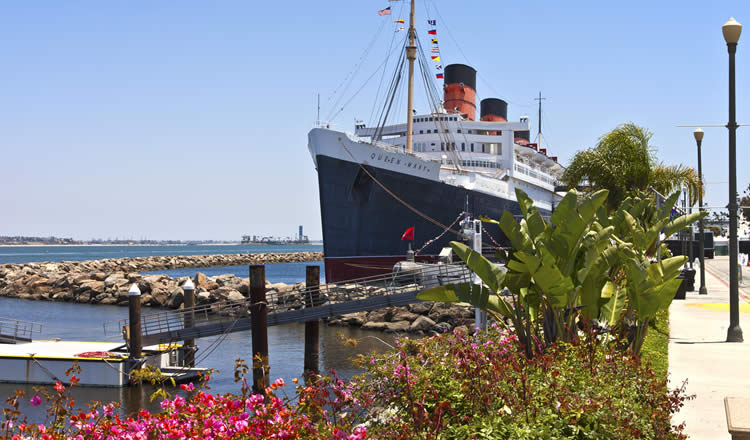 Long Beach Queen Mary Hotel