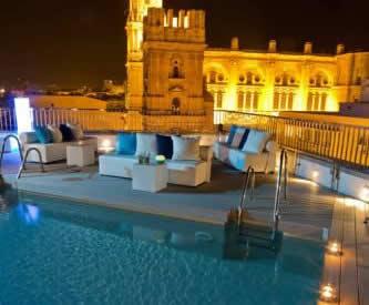 Malaga Molina Lario Hotel