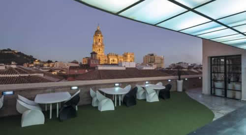 Malaga Room Mate Larios Hotel