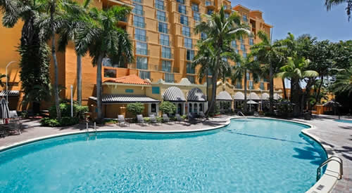 Miami Embassy Suites International Airport & Cruise Port