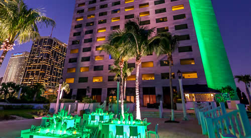 Miami Intercontinental Hotel