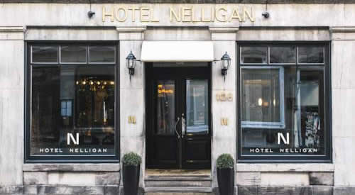 Montreal Hotel Nelligan