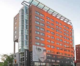 Montreal Hotel Zero 1