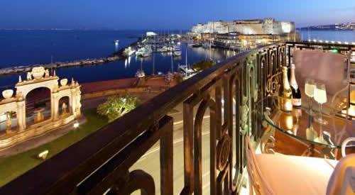 Naples Eurostars Hotel Excelsior