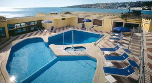 Naples Royal Continental Hotel