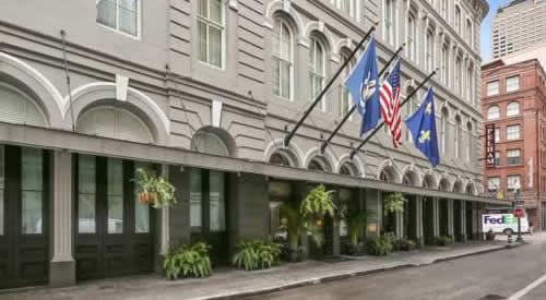 New Orleans Pelham Hotel