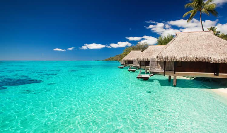 Papeete Tahiti Overwater Bungalow