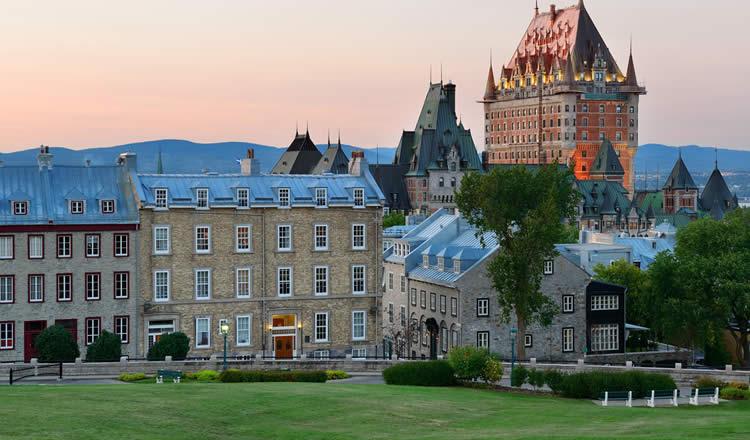 Québec City Hotel Deals