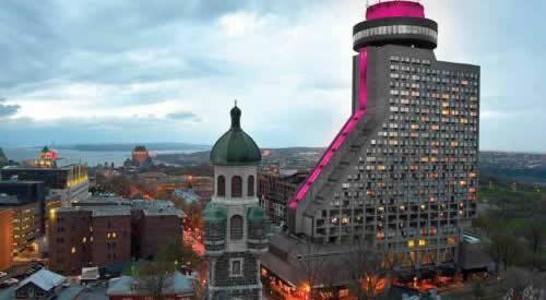 Quebec City Hotel Le Concorde