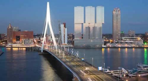 Rotterdam Nhow Hotel