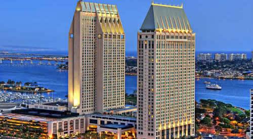 San Diego Manchester Grand Hyatt Hotel