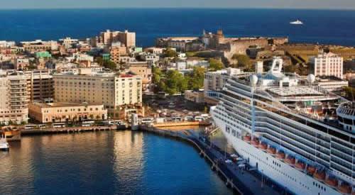San Juan Sheraton Old Town & Cruise Port Hotel