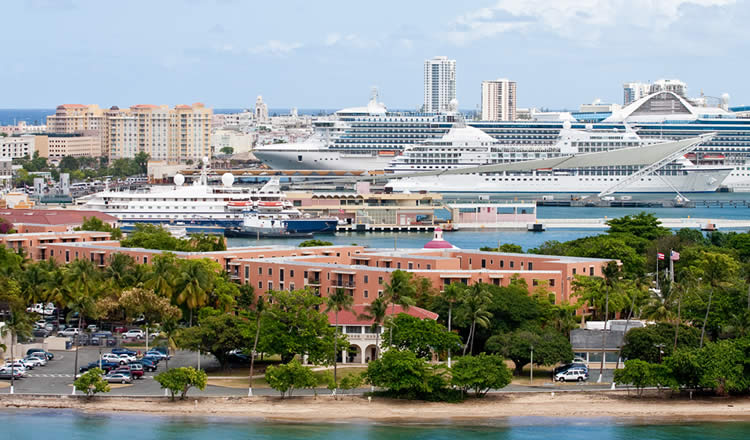 San Juan Best Hotels near Cruise Port Pan American Pier