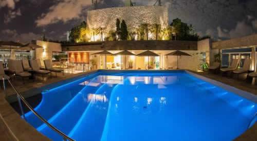 Santos Parque Balneario Hotel