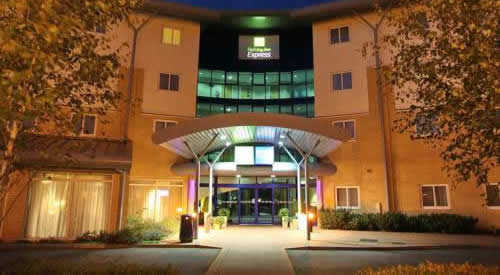 Southampton Holiday Inn Express Hotel M27 J7
