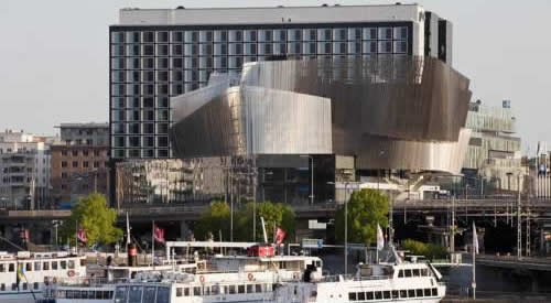 Stockholm Radisson Blu Waterfront Hotel