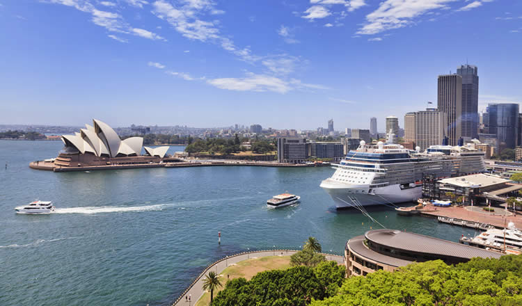 sydney cruise ship terminal map Hotels Near Sydney Cruise Ship Terminal Port In Australia sydney cruise ship terminal map