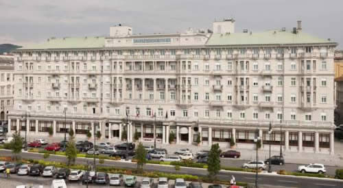 Trieste Starhotel Savoia Excelsior Palace