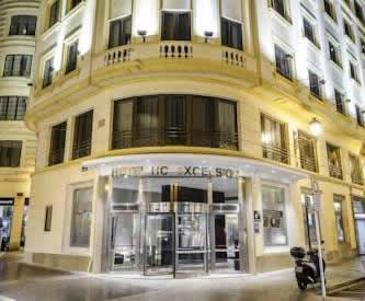 Valencia Catalonia Excelsior Hotel