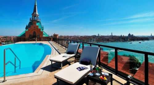 Venice Hilton Hotel Molino Stucky