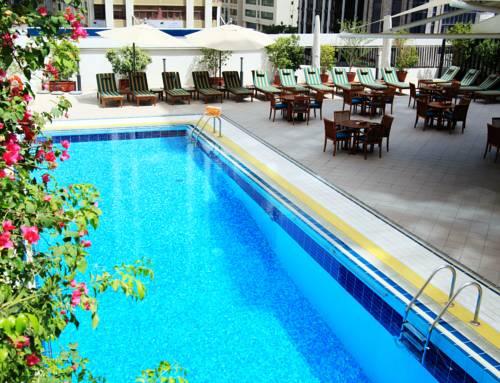 Abu Dhabi Mercure Centre Hotel