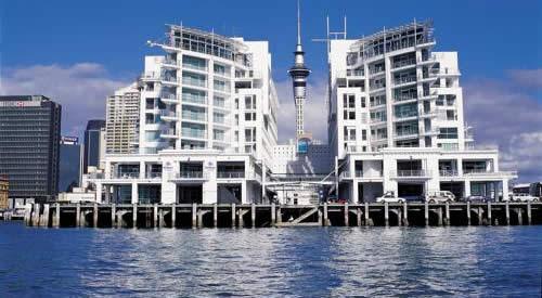 Auckland Hilton Hotel