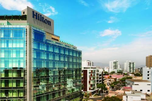 Hilton Hotel Lima Miraflores