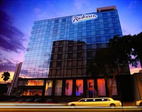 Radisson Decapolis Miraflores Hotel Lima