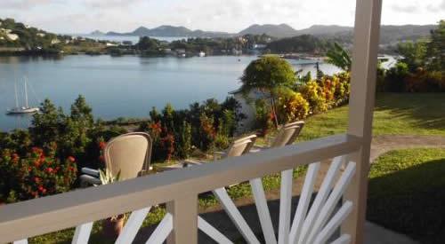 Castries Bayside Villa St Lucia