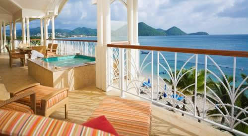 Castries the Landings St Lucia All Suites Hotel