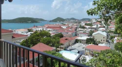 Charlotte Amalie Galeon House Hotel